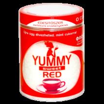 Yummy Sweet Red édesítőszer (25 kg cukor kiváltása)