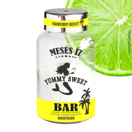 YUMMY sweet BAR édesítőszer  (25 kg cukor kiváltása)