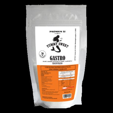 Yummy Sweet Gastro édesítőszer (36 kg cukor kiváltása)